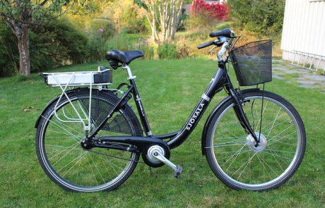 אופניים חשמליות – מצברים